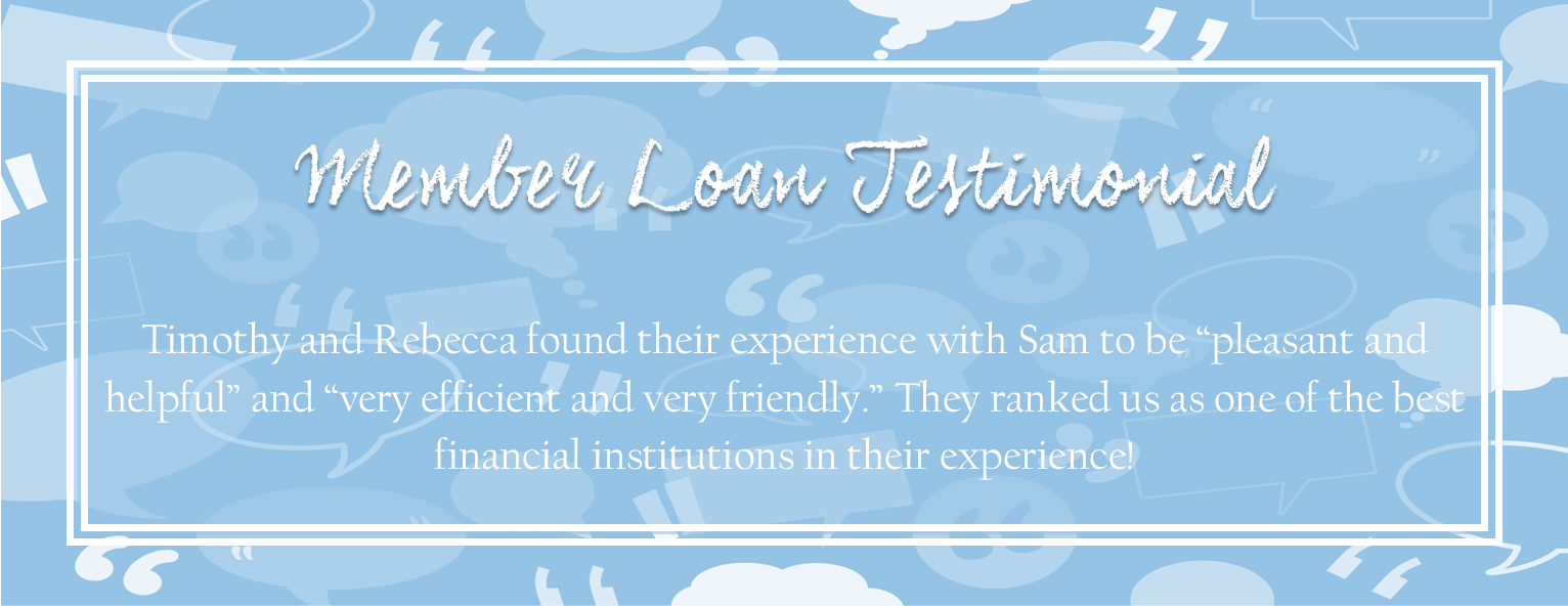 """Their experience with Sam to be """"pleasant and helpful"""" and """"very efficient and very friendly""""."""